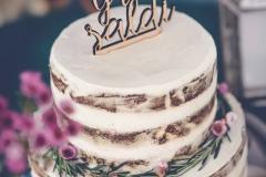 Nuogas tortas